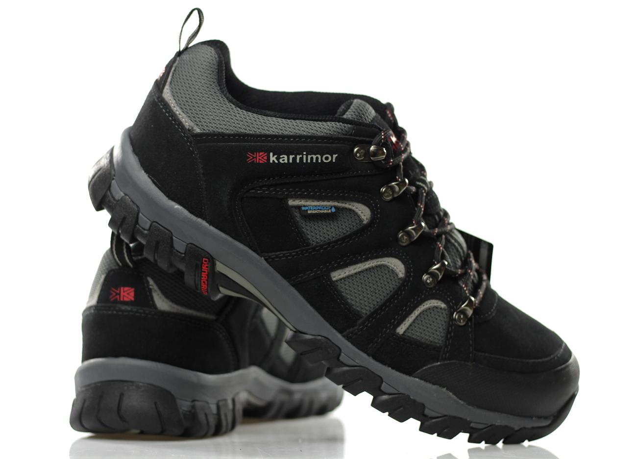 BUTY TREKKINGOWE KARRIMOR Bodmin Low K750-BLC